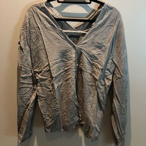 Brandy Melville Slouch Top